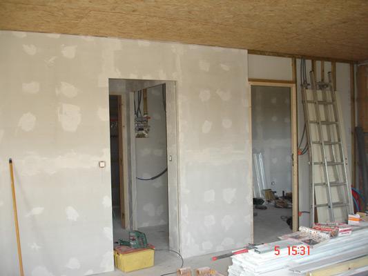 posedes plaques de pl tre knauff ouate de cellulose pl tre plus de r sistance m canique que. Black Bedroom Furniture Sets. Home Design Ideas